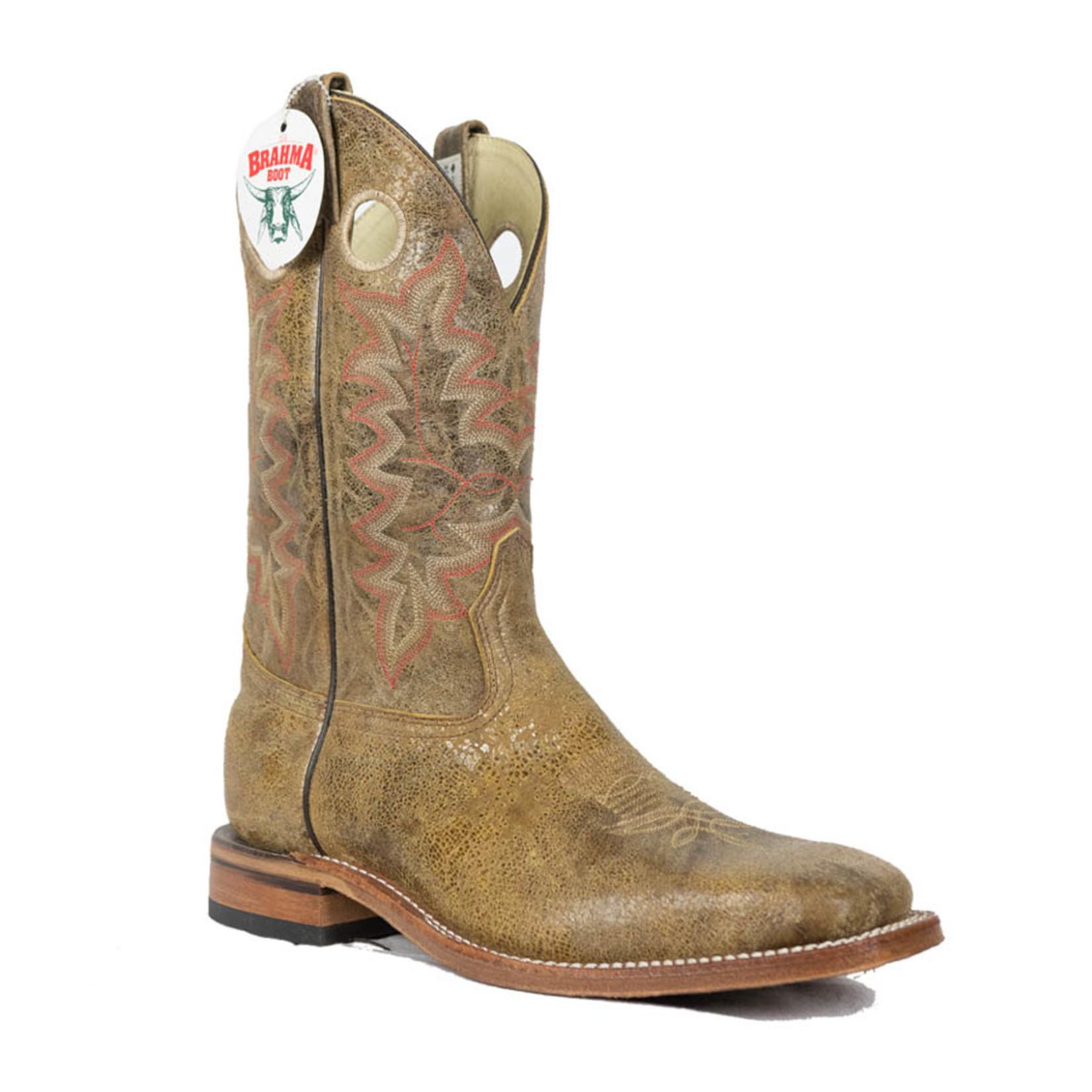 Brahma Canada West Brahma Men's Cowboy Boot 8082 11.5 2E