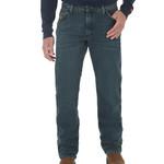 Wrangler Wrangler Men's Flame Resistant Advance Comfort Jeans Dark Tint HRC2 2112 FRAC47D