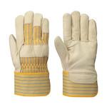 Pioneer Pioneer Fitters Cowgrain Work Glove #537 XL 12 Pack