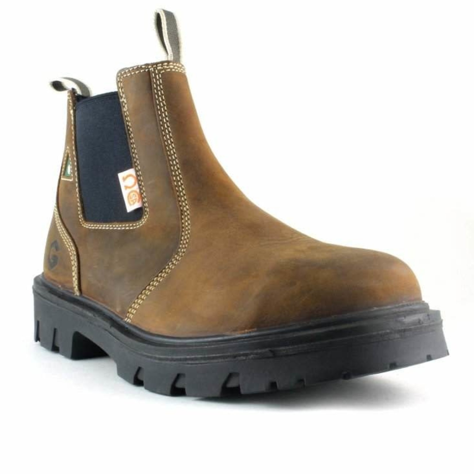 JB Goohue J.B. Goodhue Men's Defender #40200 Slip On CSA Boot