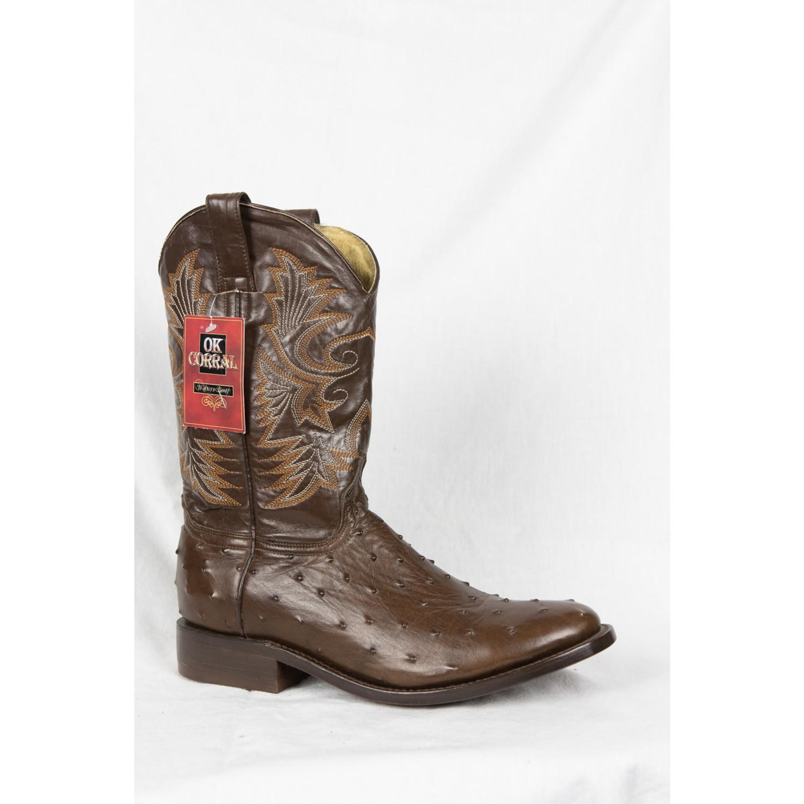 OK Corral Ladies Cowboy Boot