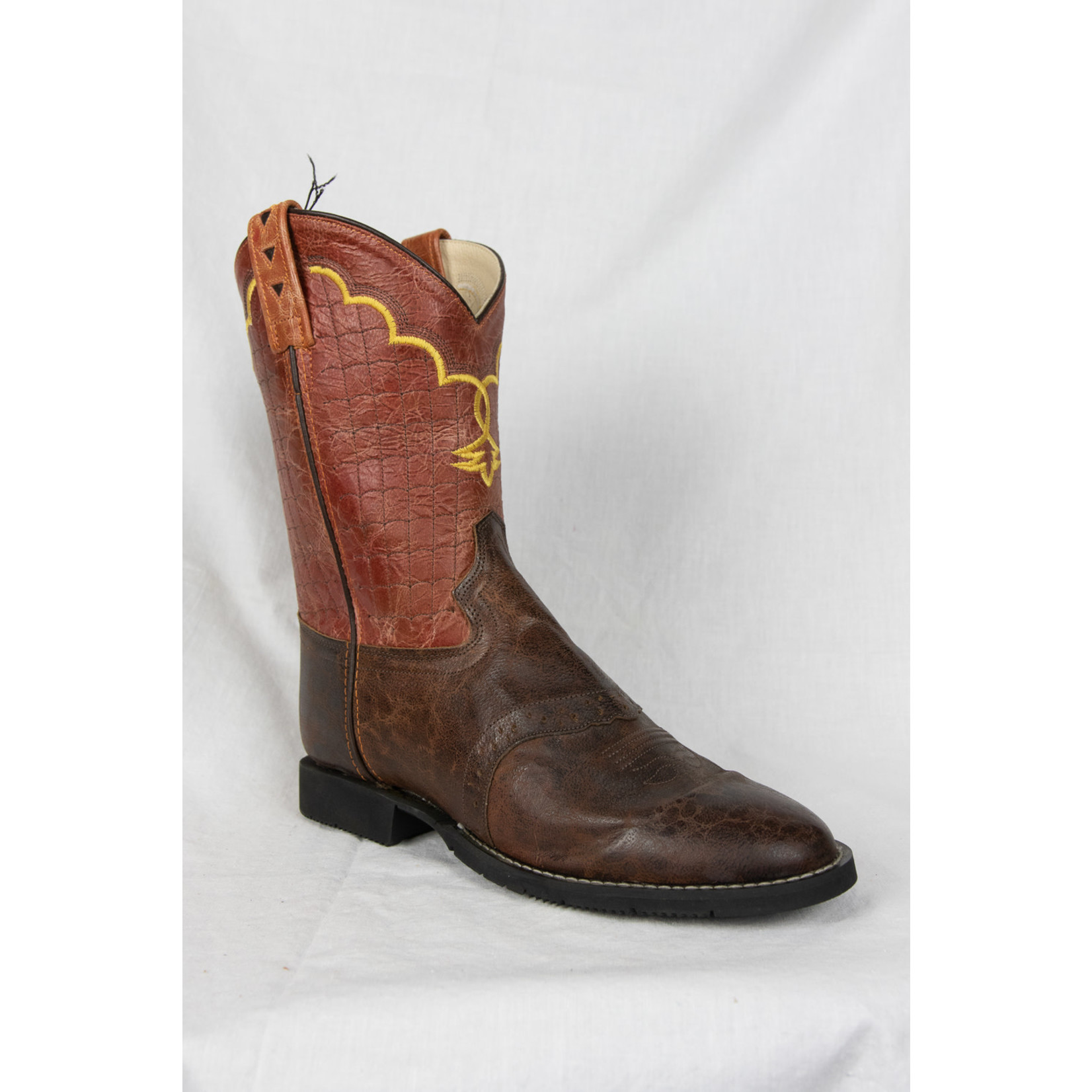 Old west Old West Youth Cowboy Boot CW2522Y D