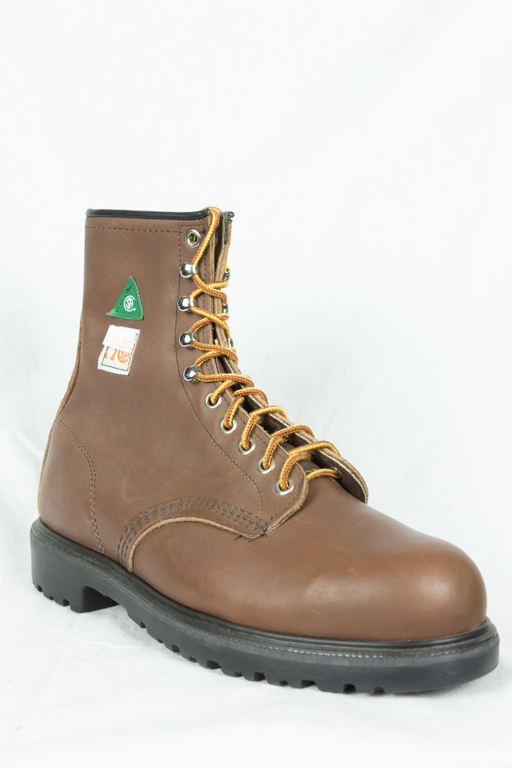 Red Wing Boots Steel Toe Men's ANSI Z41