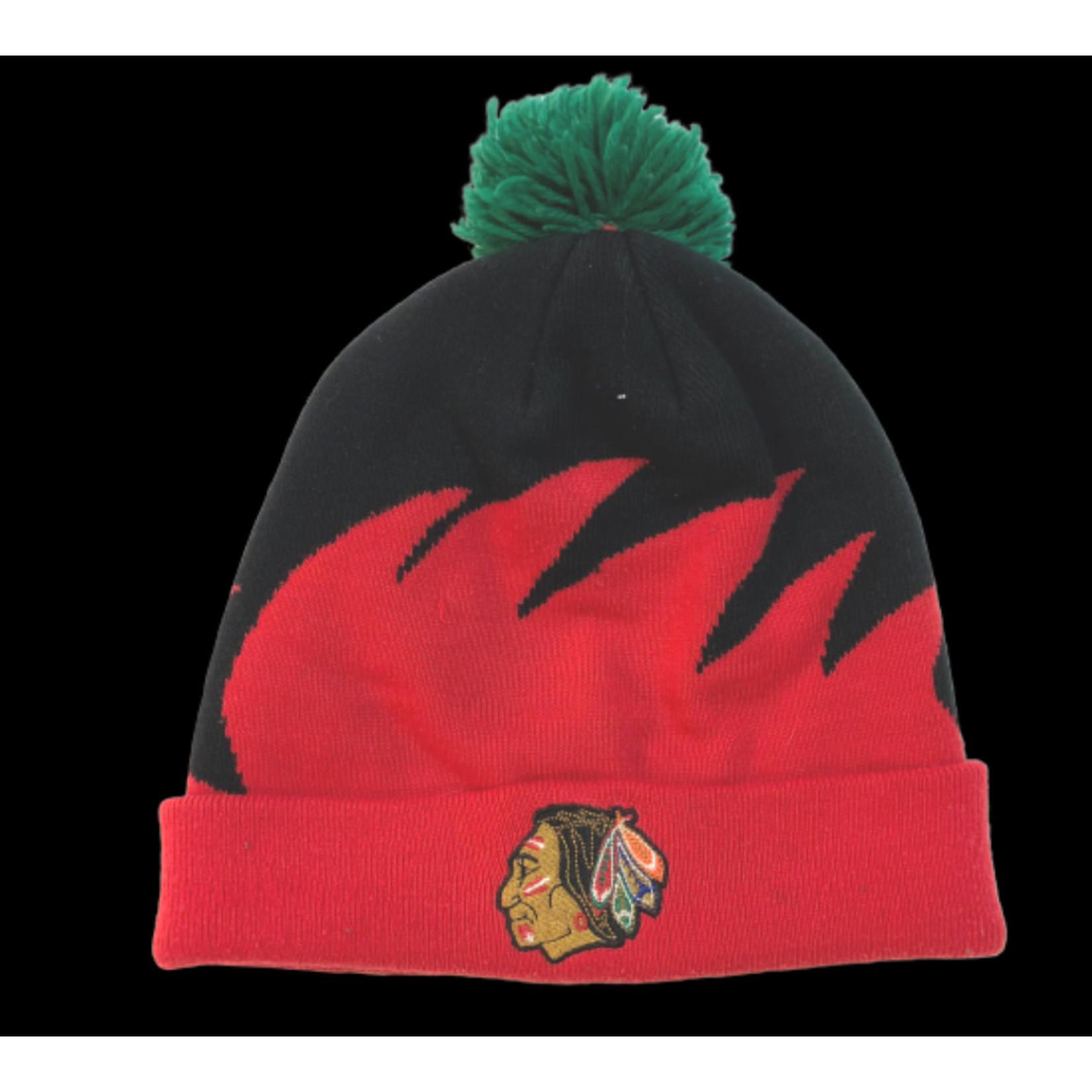 Mitchell & Ness Chicago Black Hawks Toque