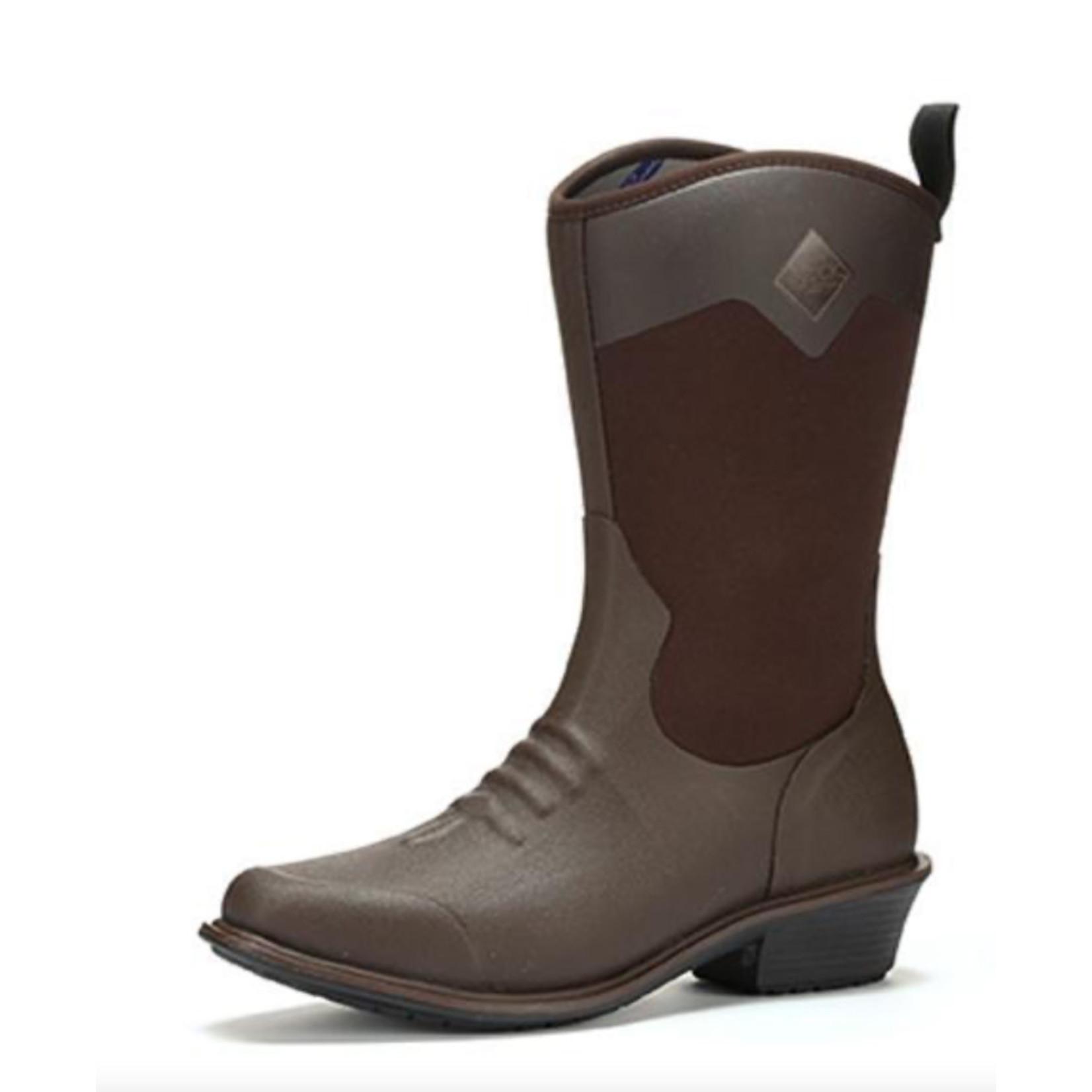 Muck Muck Women's Ryder II Waterproof Riding Boot Brown Xpresscool Lining Subzero Rating