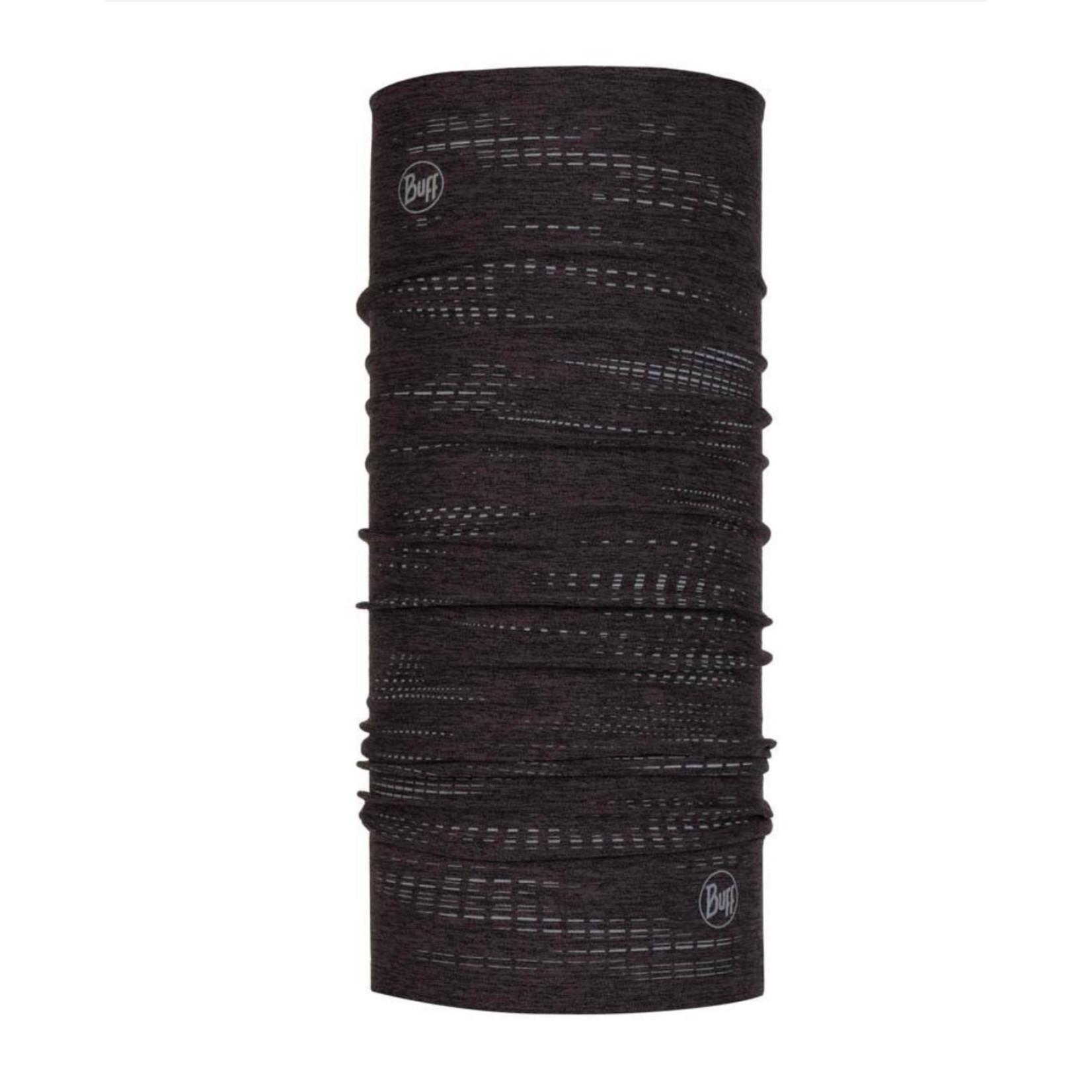 Buff Buff DryFlx+ Neck Warmer Reflective Black 121531.999