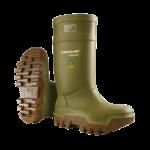 Dunlop Dunlop Purofort Thermo+Full Safety Boot Green D662843-25