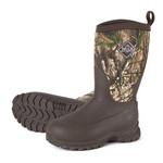 Muck Muck Kids Rugged II RG2-RTX Brown/Realtree XTRA -40 Waterproof Performance Outdoor Boot