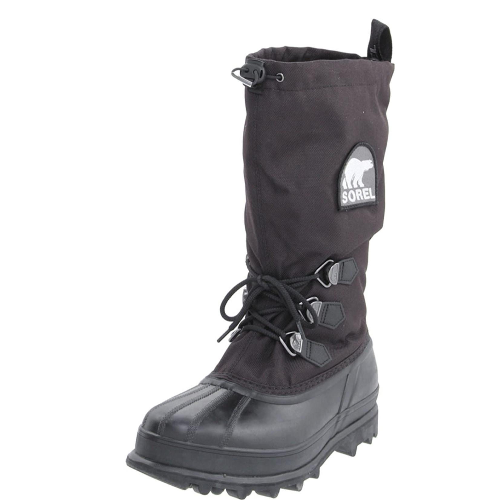 Sorel Bear Men's Winter Boot Black Rated -60