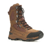 """Muck Muck Men's Summit 10"""" Lace Insulated Hunting Boot 100% Waterproof 800G Primaloft Insulation -50C  Graham and Chocolate MSLM-900"""