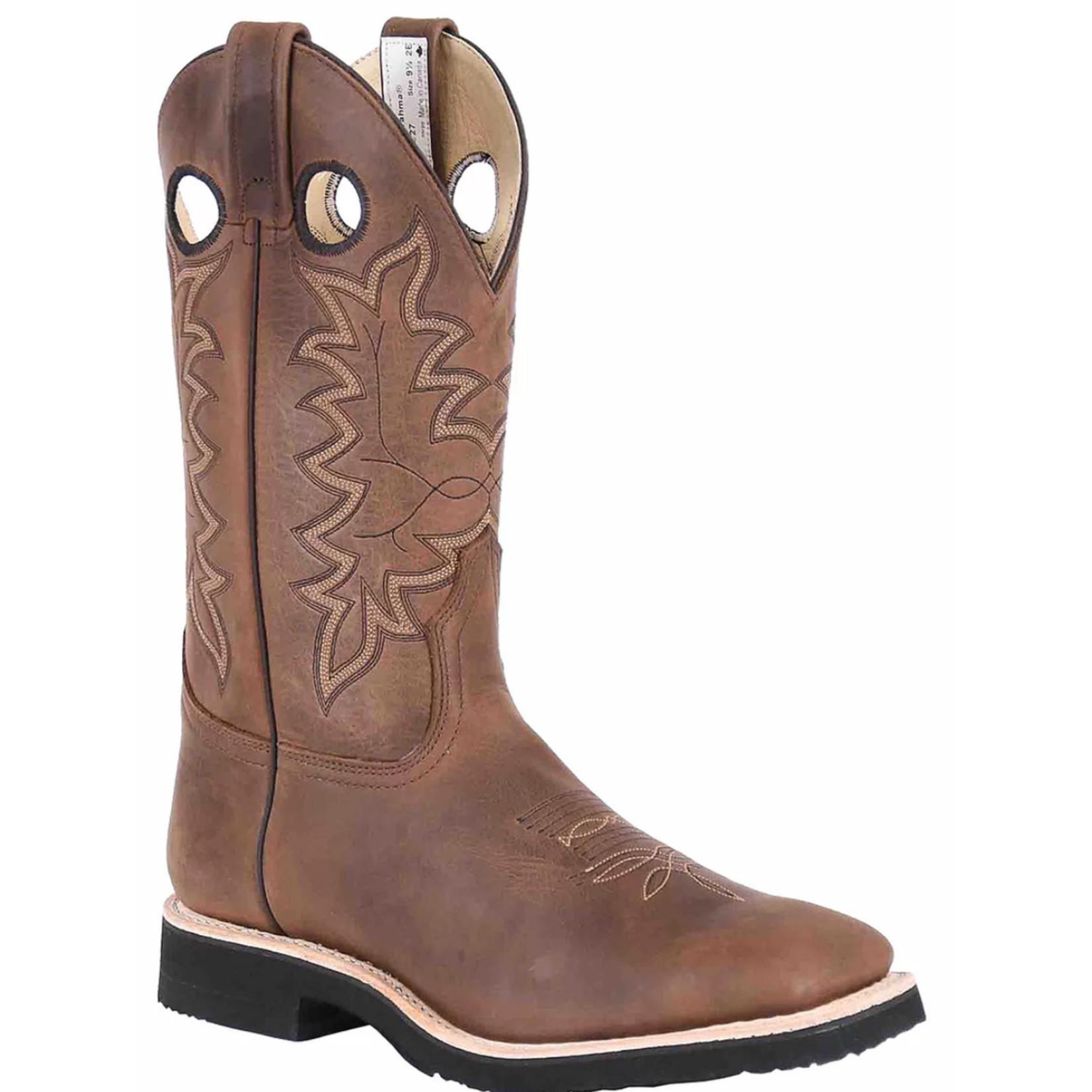 Brahma Canada West Brahma Men's Cowboy Boot 7027 2E