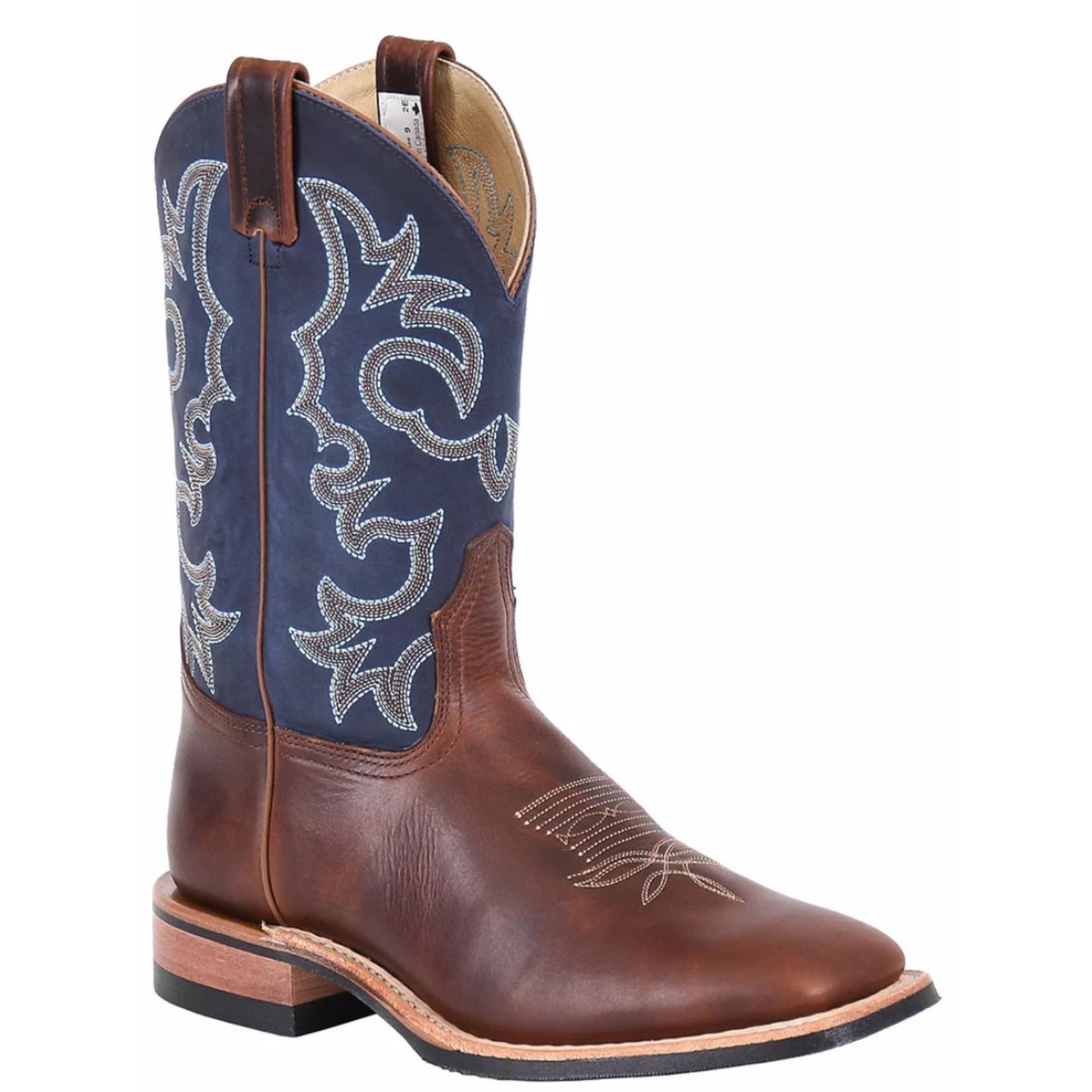 Brahma Canada West Brahma Men's Cowboy Boots 8601 2E