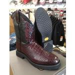 Canada West Brahma Men's 6759 Alligator Skin Cowboy Boot - Size 10 D