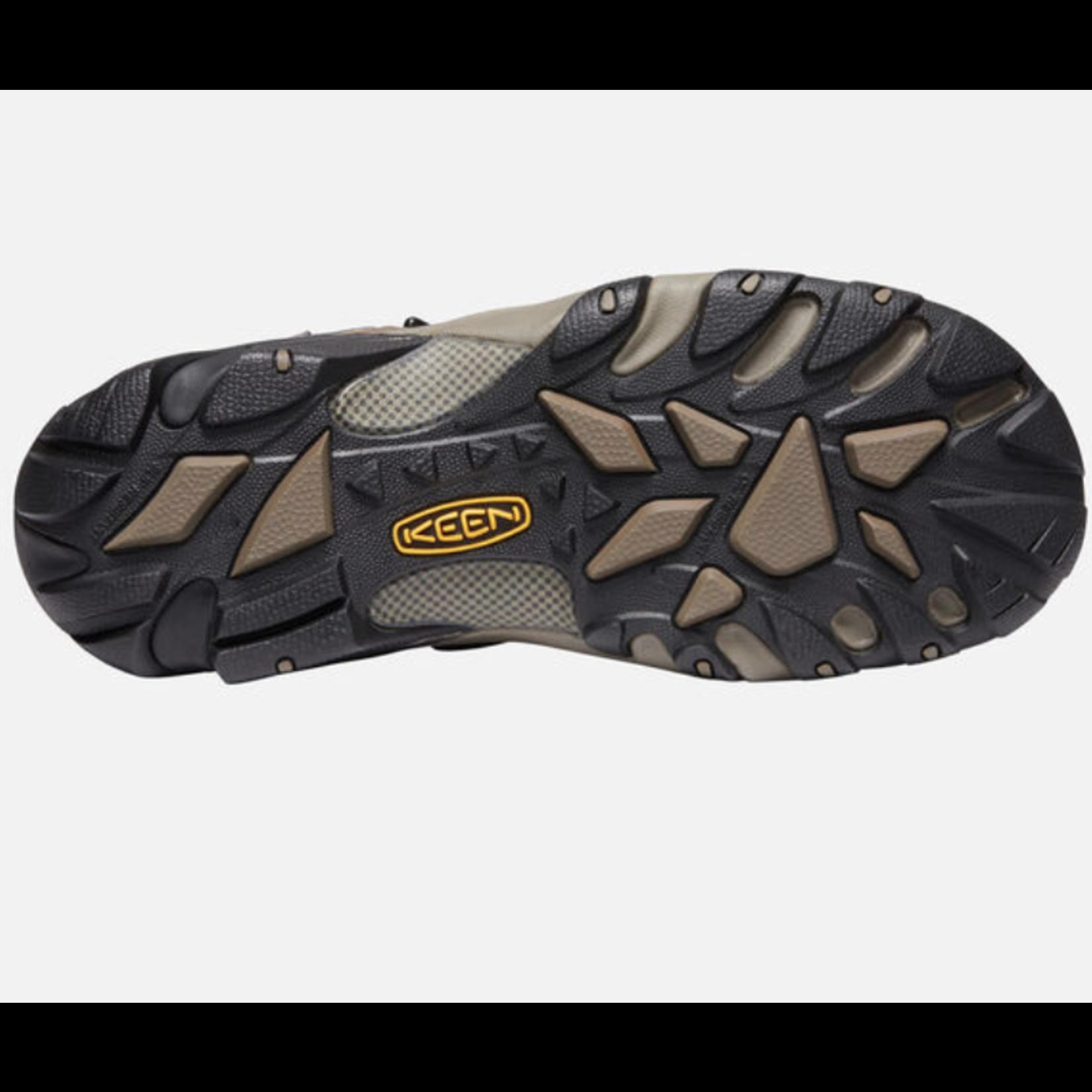 Keen Keen Men's CSA Lansing Mid WP (Steel Toe) - 1021332