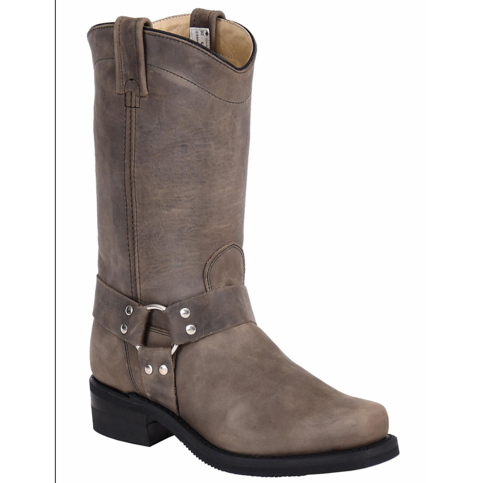 Canada West Canada West Men's Bikers and Engineers Boot 2E 5103