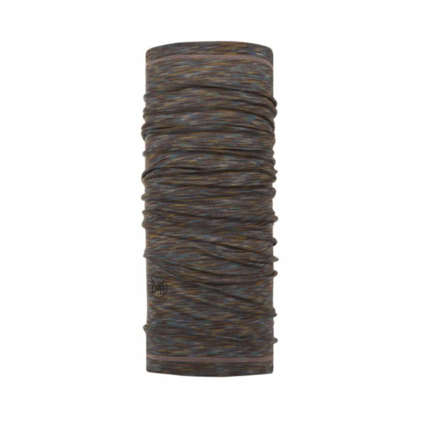 Buff Buff Lightweight Merino Wool Fossil Multi Stripes 117819.311