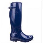 Muck Muck Women's Bergen Tall Navy Rubber Boot - WBT-200