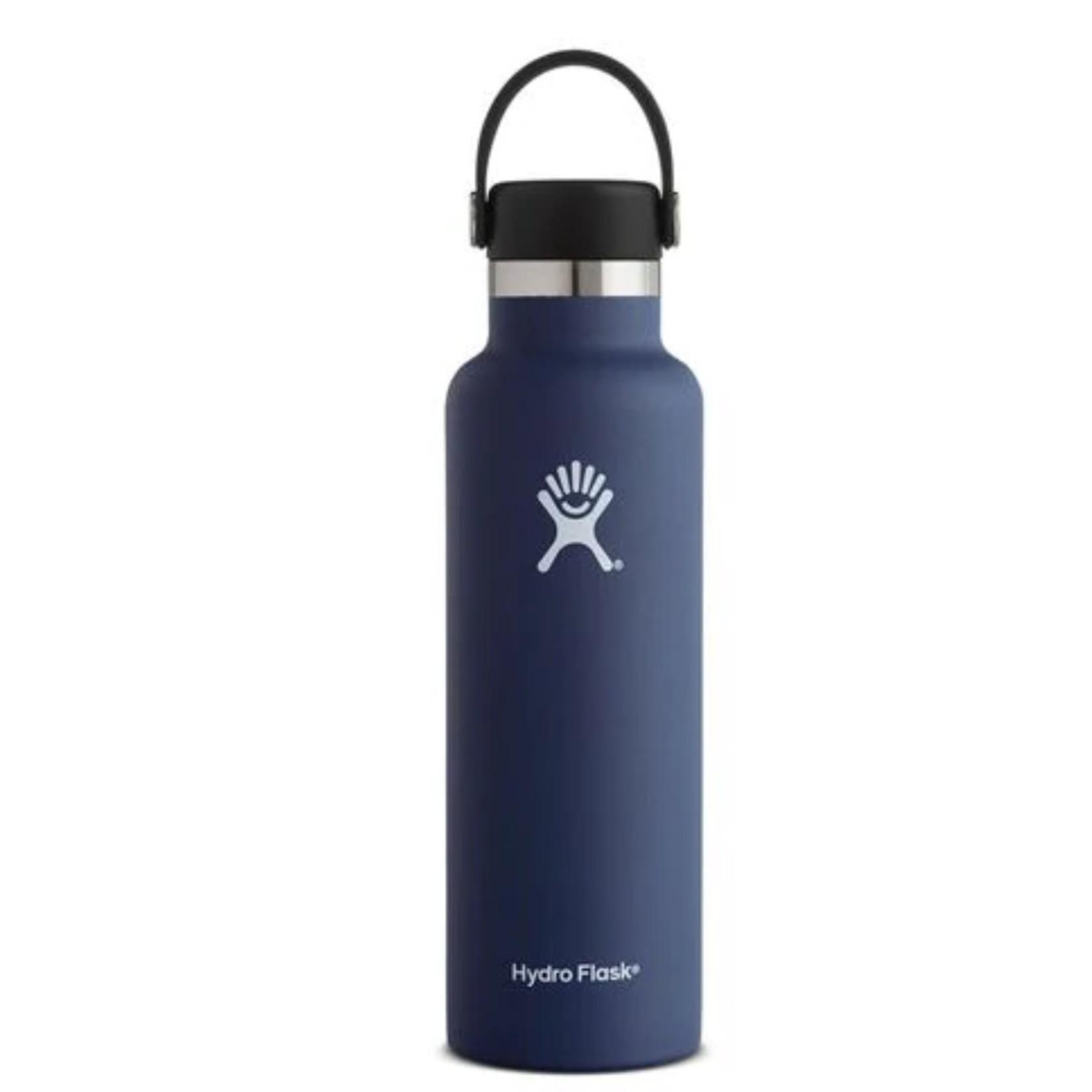 Hydro Flask Hydro Flask 18 oz. Standard Mouth w/ Flex Cap Cobalt