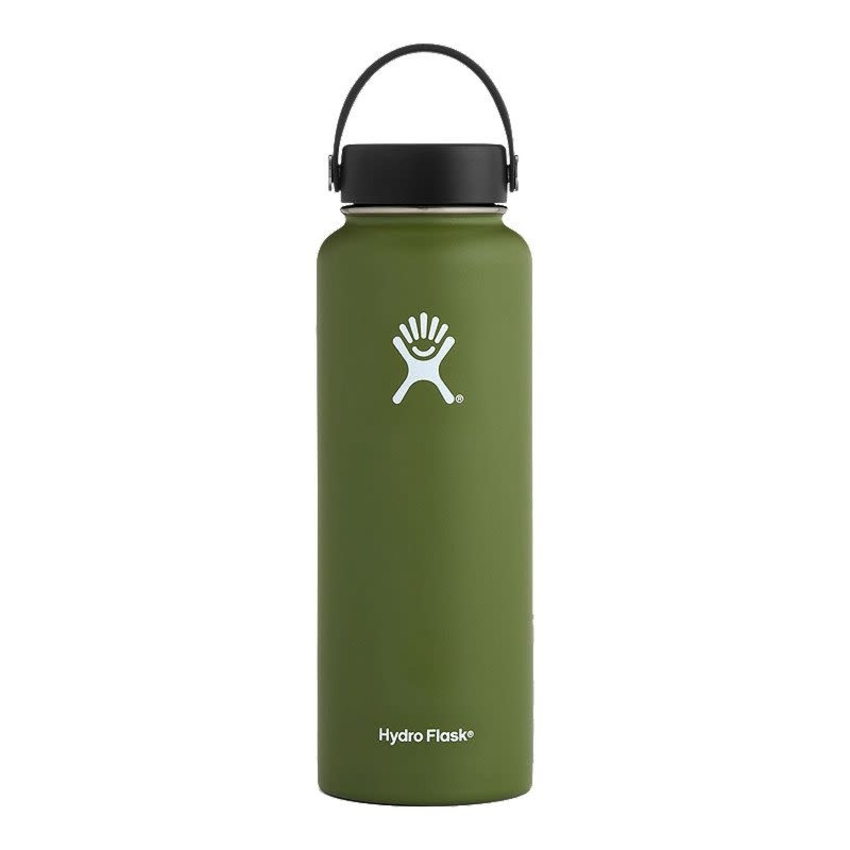 Hydro Flask Hydro Flask 40 oz Wide Mouth Water Bottle - Olive