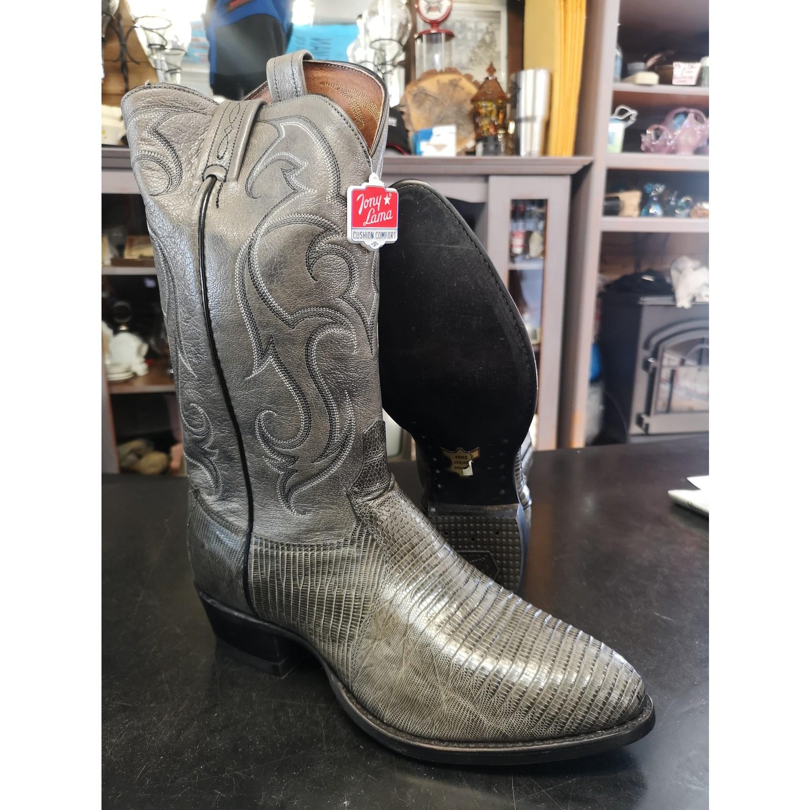 Tony Lama Tony Lama Men's Exotic Cowboy Boot - CZ725 - SIZE 10.5