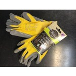 Kids Work Glove Yellow Nylon 70-1-811