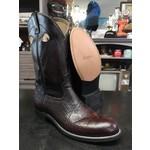 Brahma Brahma Men's Burgundy Cowboy Boots - 8144