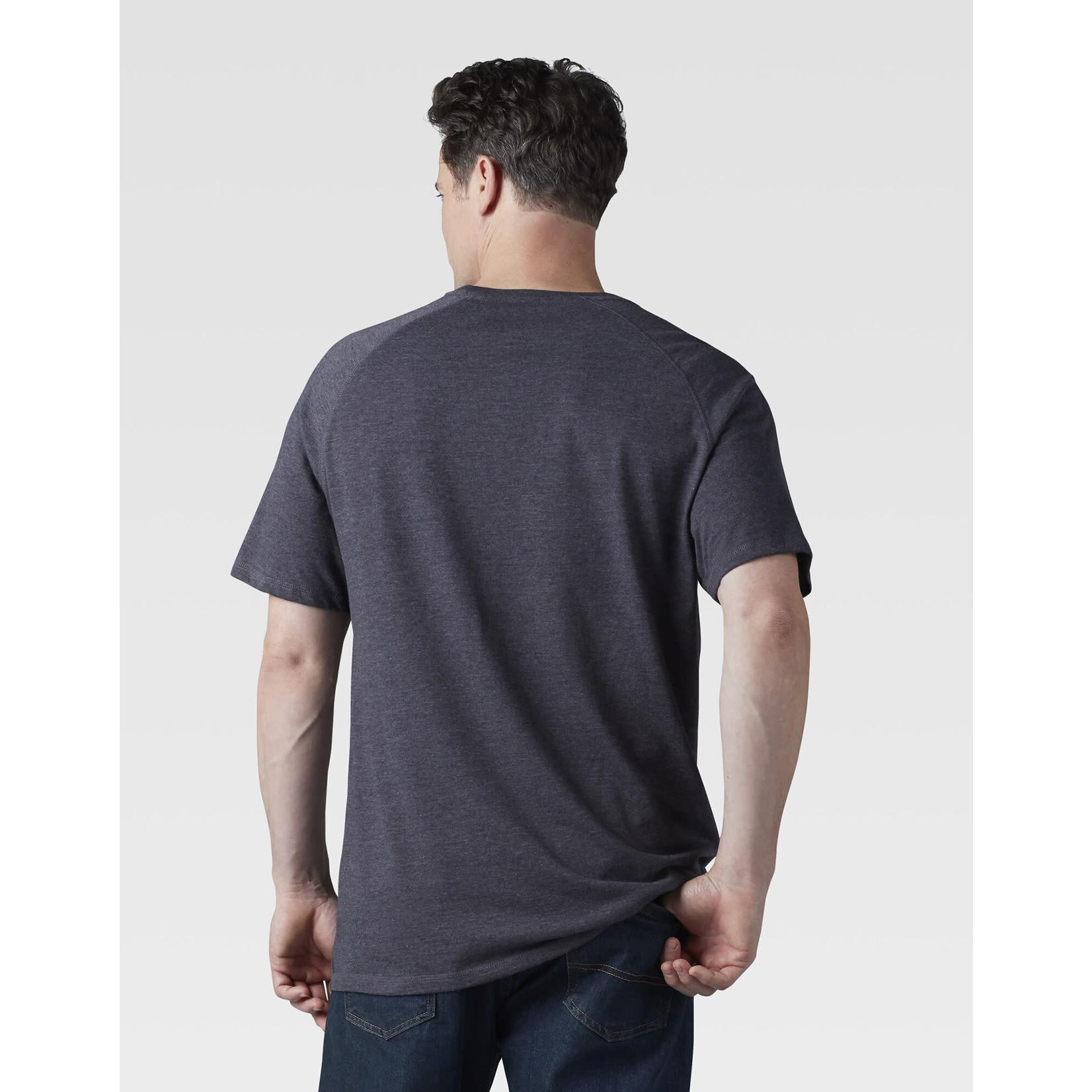 Dickies Dickies Cooling Temp-iQ® Dark Grey Performance Short Sleeve T-Shirt