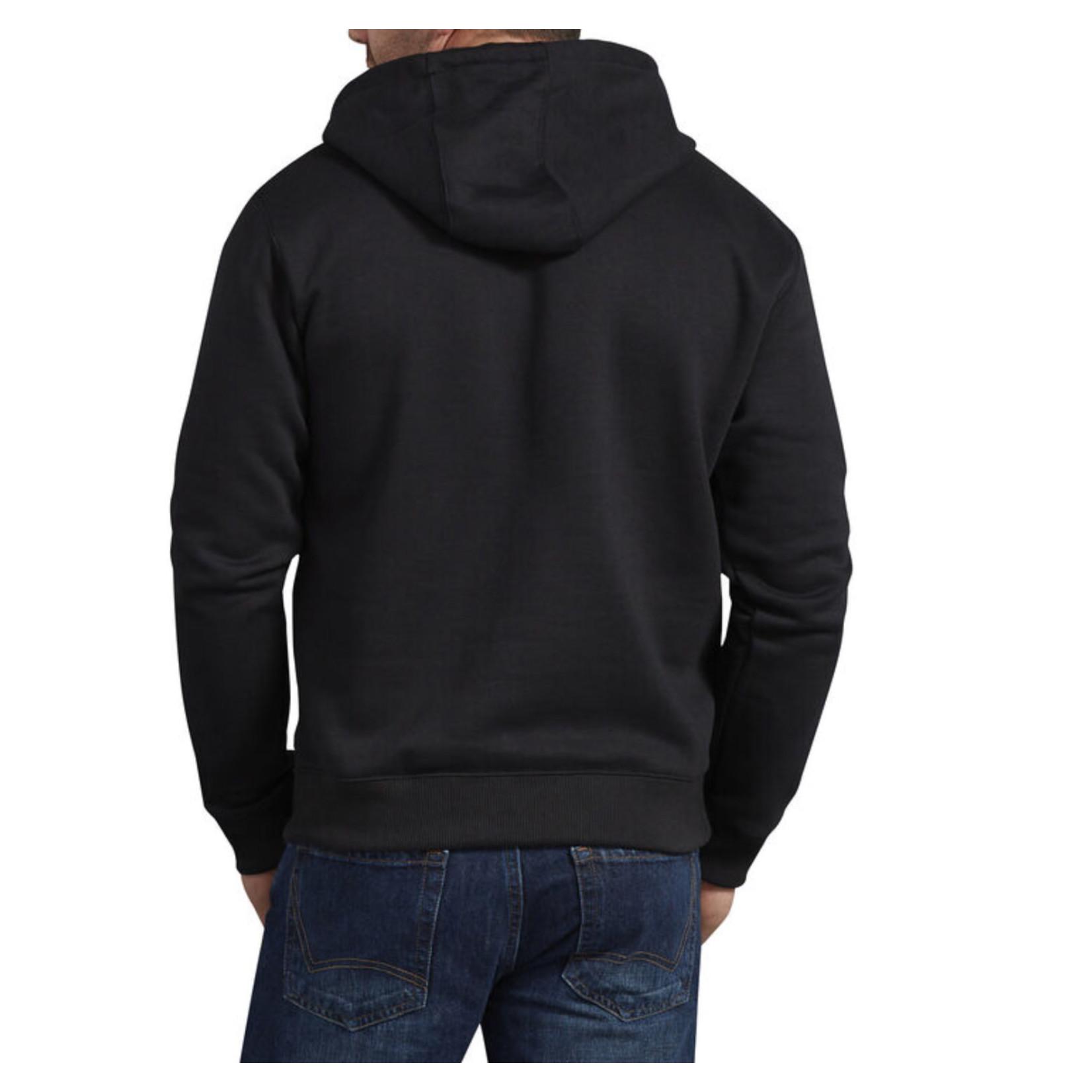 Dickies Dickies Relaxed Fit Logo Fleece Pullover Hoodie Black TW45ABK
