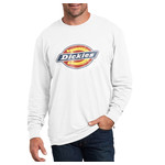 Dickies Dickies Long Sleeve Regular Fit Icon Graphic T-Shirt WL45AAWH
