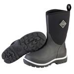 Muck Muck Kids/Youth Element KEL-000 Black Outdoor Boot -30