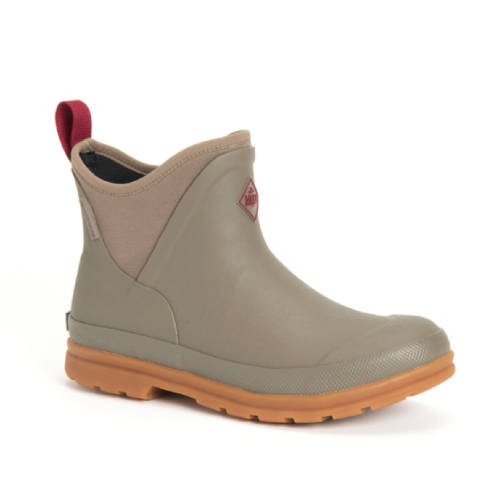 Muck Muck Womens Neoprene Ankle Boot Taupe