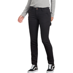 Dickies Dickies Women's Stretch Duck Carpenter Slim Pants - FD2600