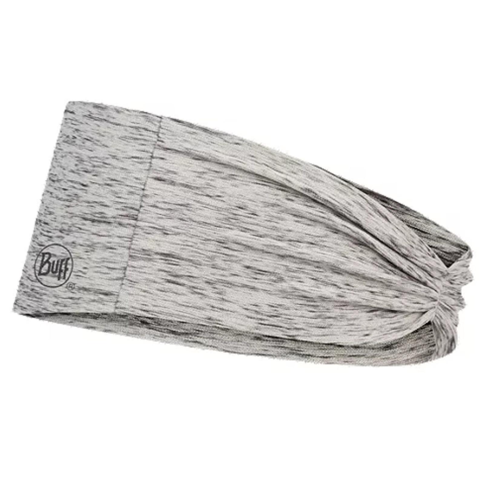Buff Buff CoolNet UV+ Tapered Silver Grey Headband 122725.334