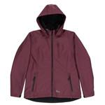 Berne Berne Ladies Eiger Softshell Jacket Maroon WJS301MNR