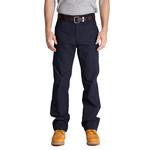Berne Berne Men's Washed Duck Carpenter Jeans Navy P967N