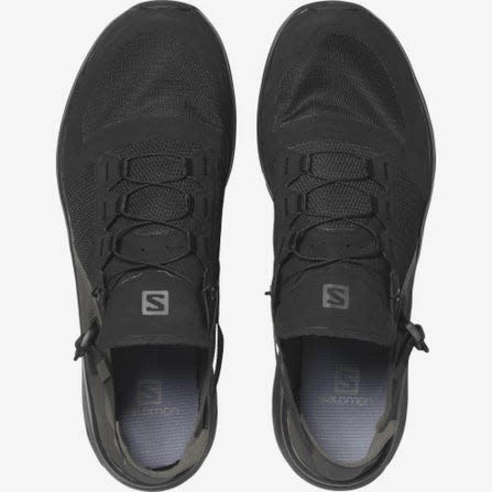 Salomon Salomon Men's Tech Amphib 4  - Black/Beluga/Castor Gray