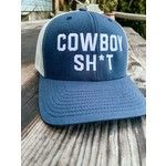 Everything Cowboy Inc. Cowboy Shit - The Stavely cap Navy/White