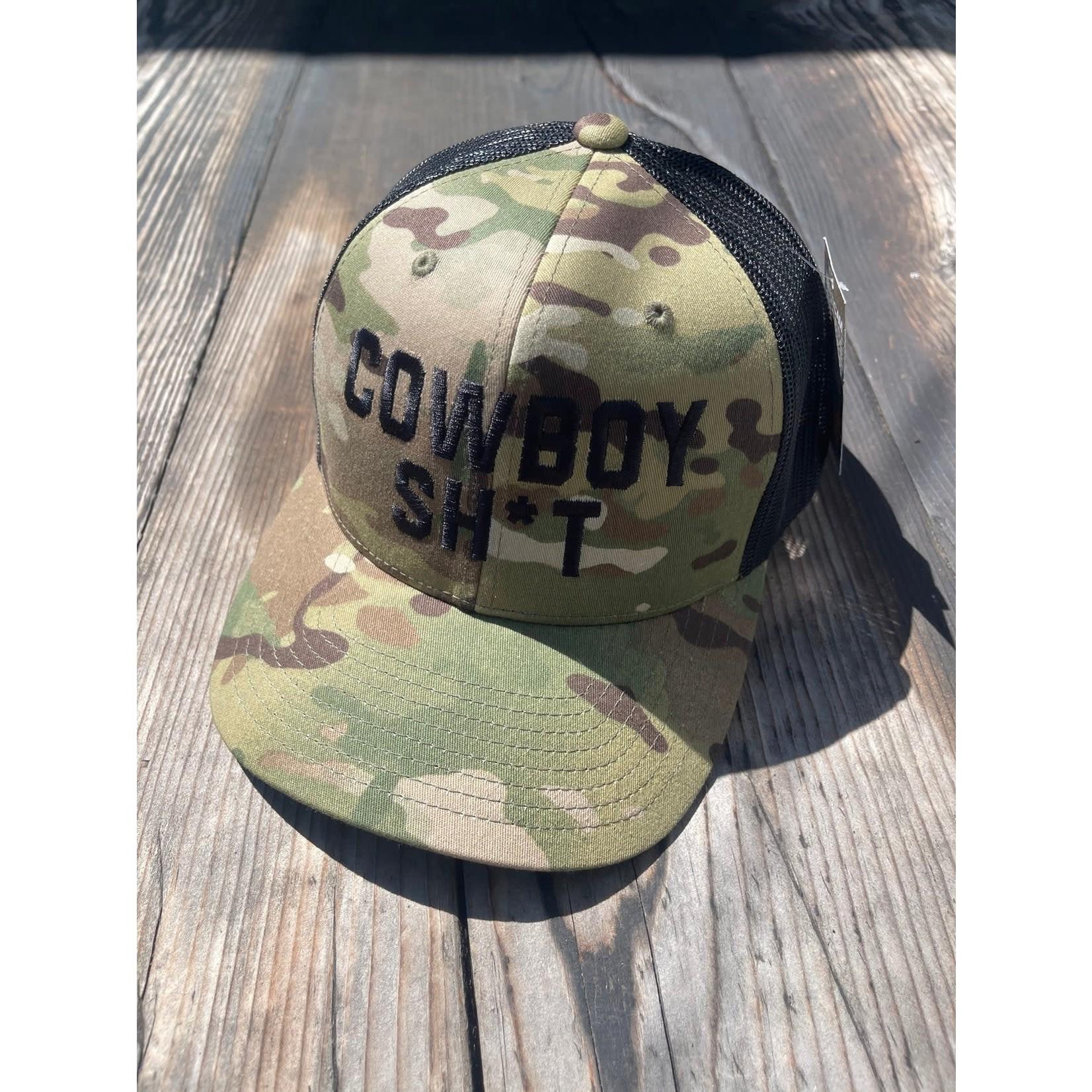 Everything Cowboy Inc. Cowboy Shit - Cochrane Hat