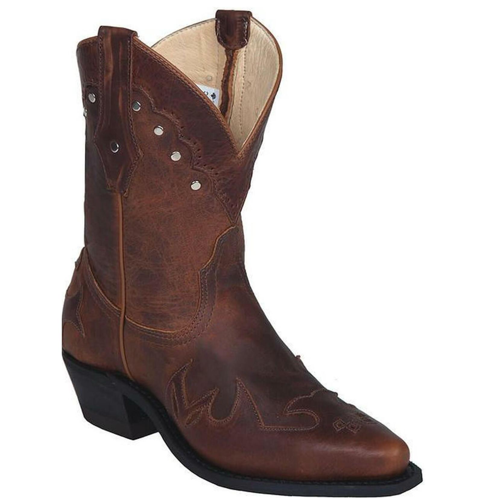 Canada West Canada West Women's Brown Western Boot C 3056
