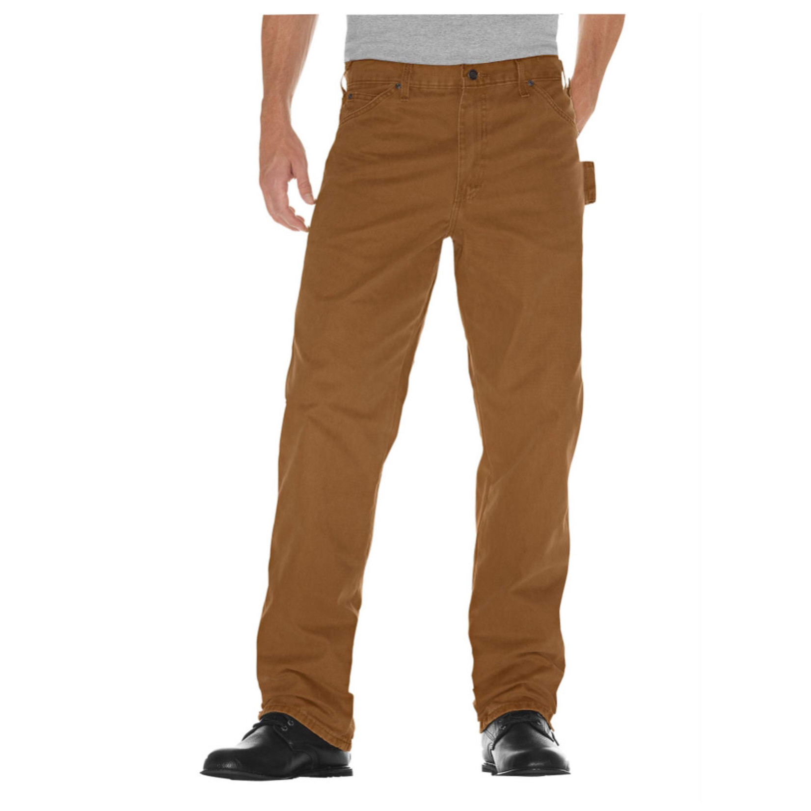 Dickies Dickies Relaxed Fit Straight Leg Carpenter Duck Jeans DU336RBD