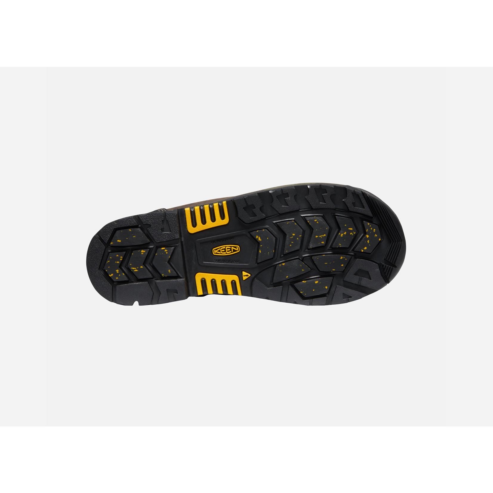 "Keen Keen Men's Waterproof CSA Oakland 6"" Carbon Fibre Toe 1020082"
