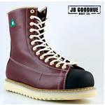 "JB GOODHUE IRONWORKER MEN'S 8"" STEEL TOE WORK BOOT - 00800"