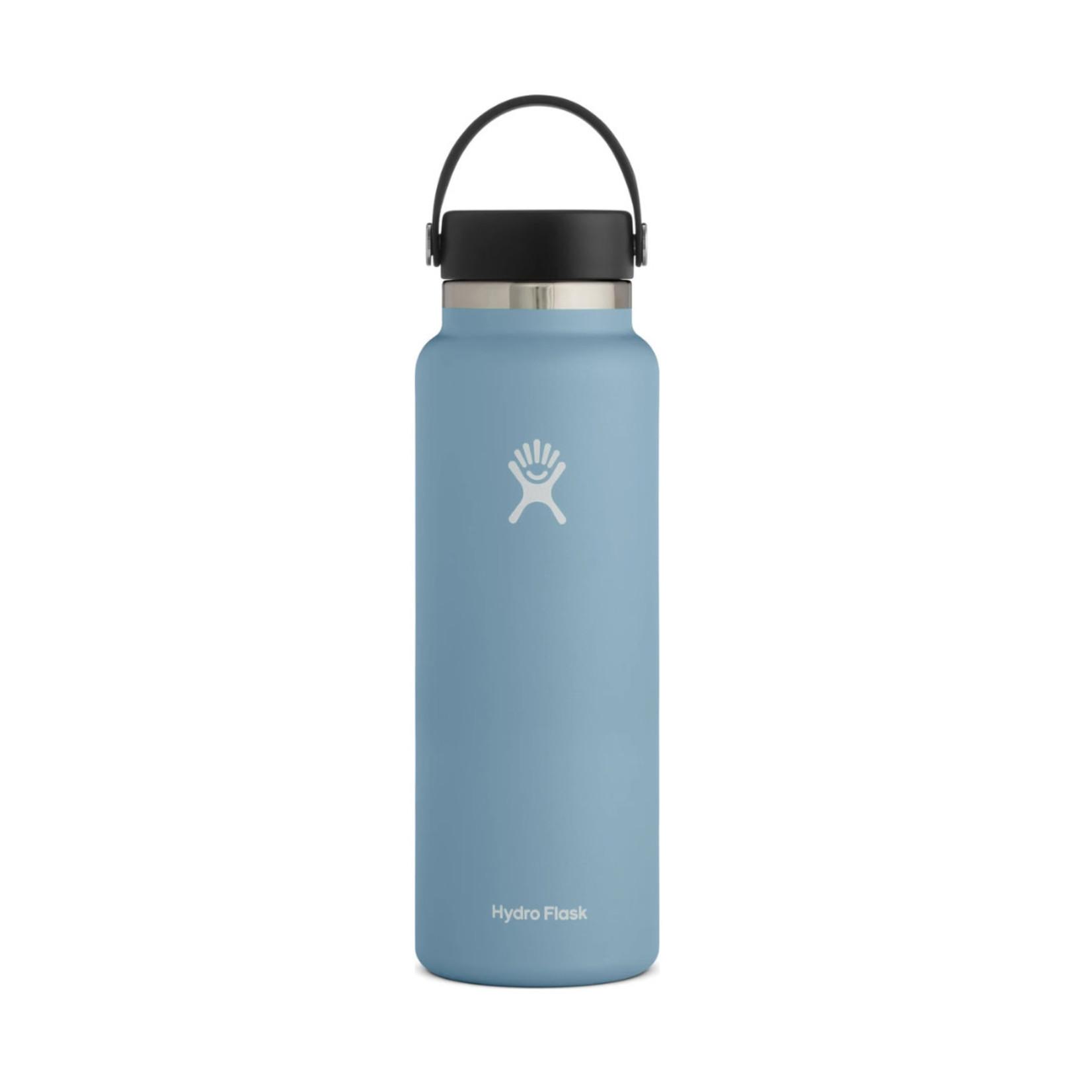 Hydro Flask Hydro Flask 40 oz. Wide Mouth w/ Flex Cap- Rain