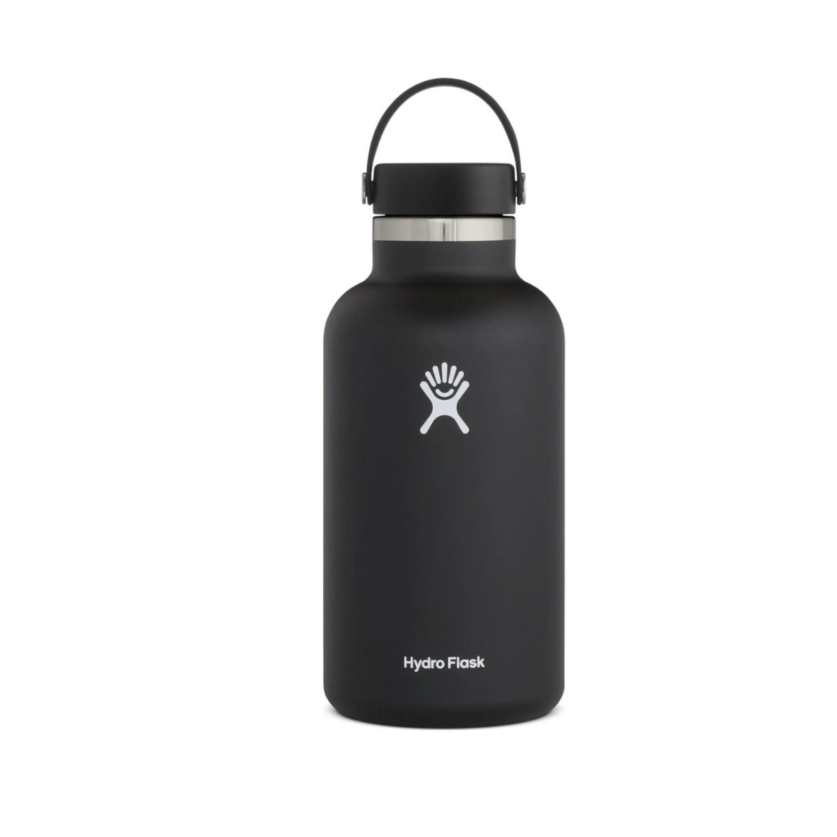 Hydro Flask Hydro Flask 64 oz. Wide Mouth w/ Flex Cap- Black