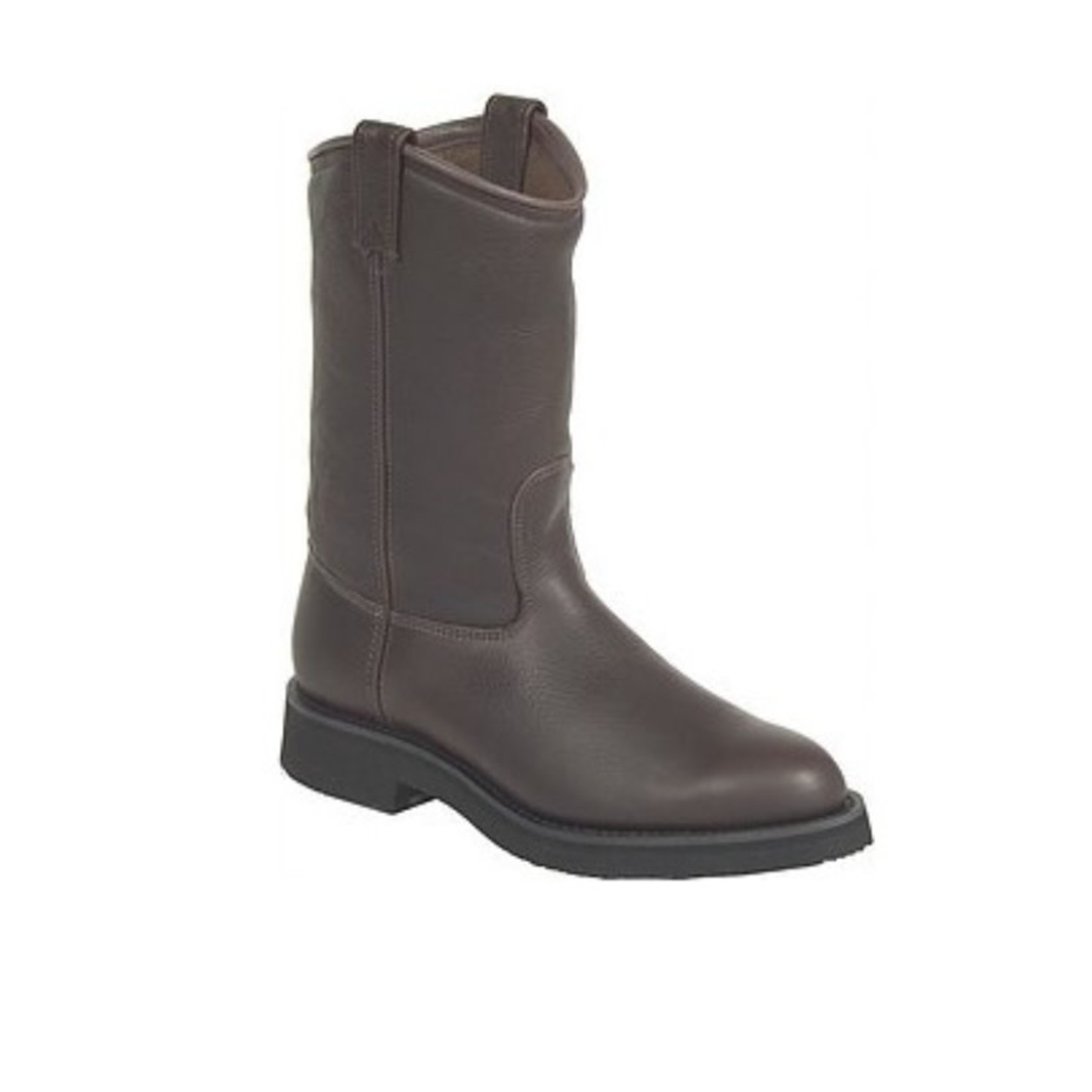 """Canada West Canada West Men's Brahma 12"""" Bark Stormy Insulated Lined Cowboy Boot 8189"""