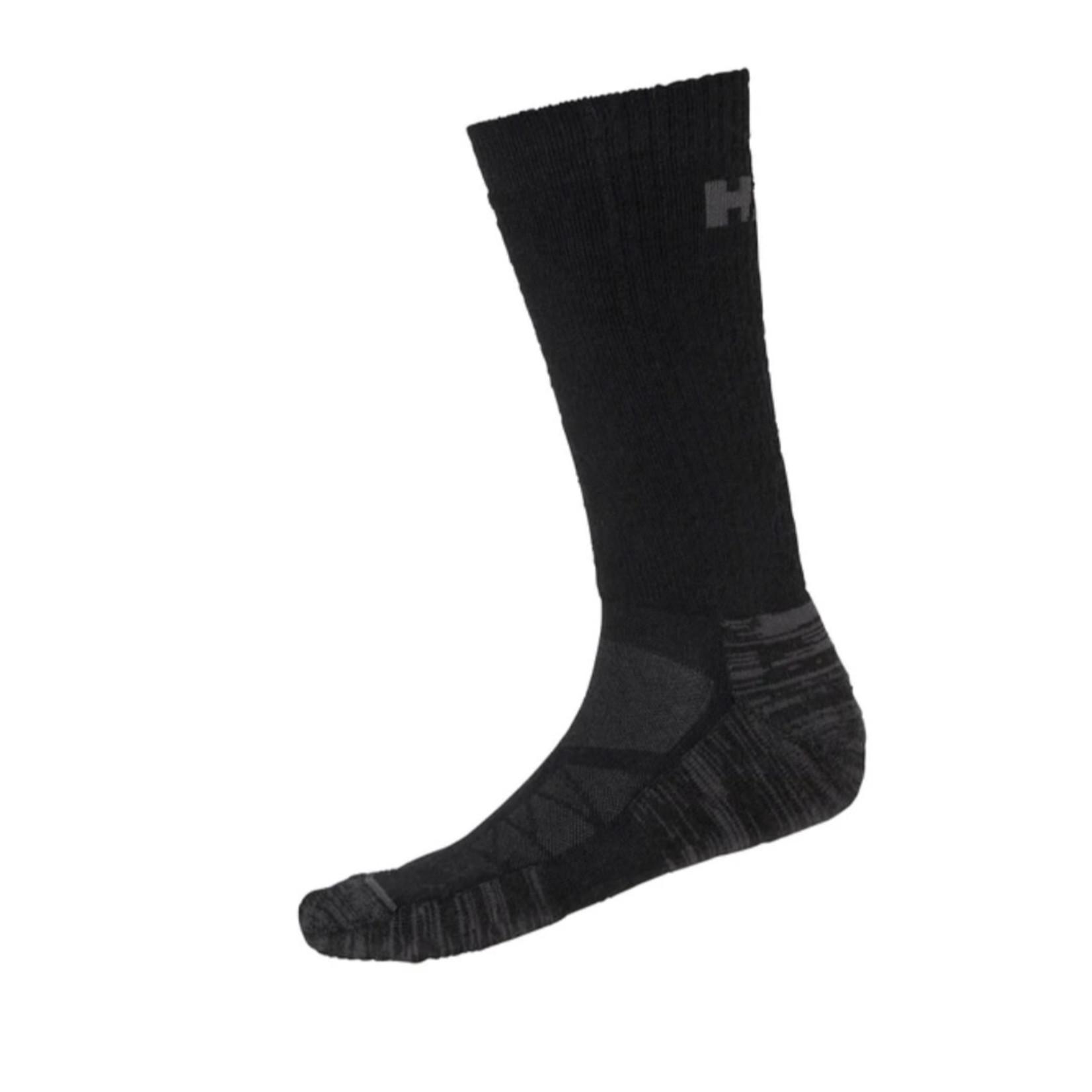 Helly Hansen Helly Hanson Oxford Insulated Winter Sock 79645 Black