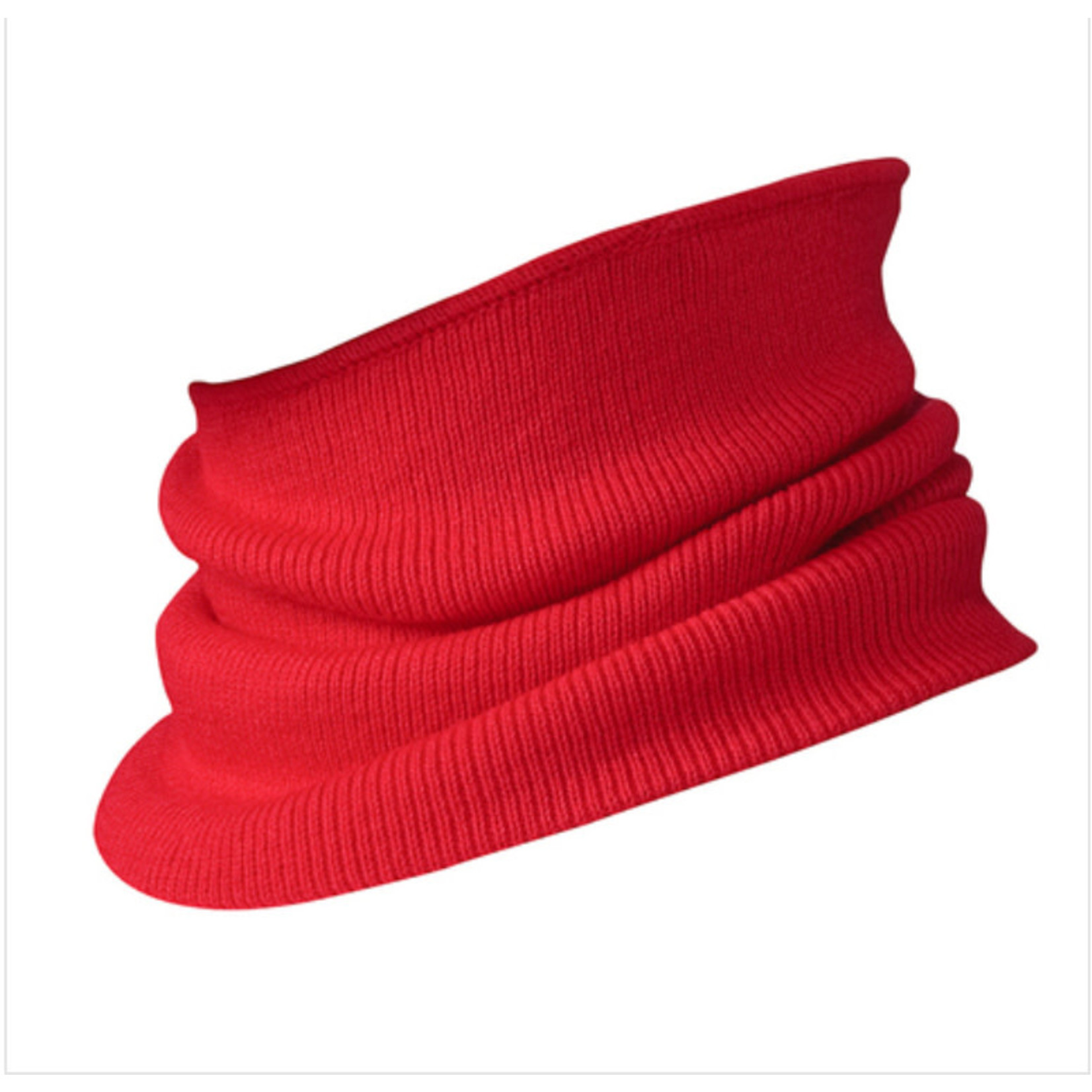 Pioneer Pioneer Neckwarmer Red One Size 562
