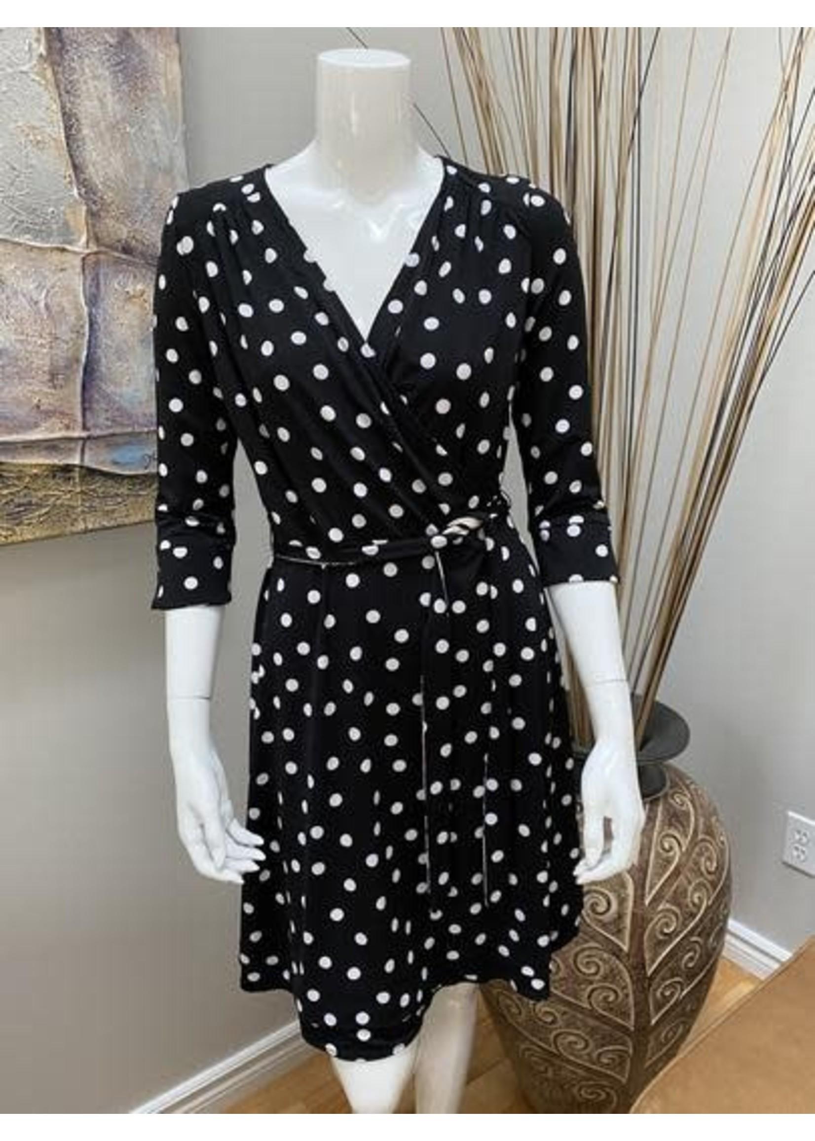 Frank Lyman Reversible Dress