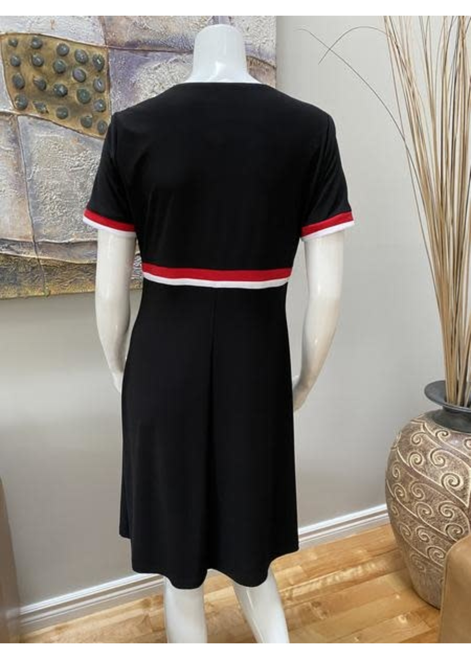 Frank Lyman Short Sleeve Dress