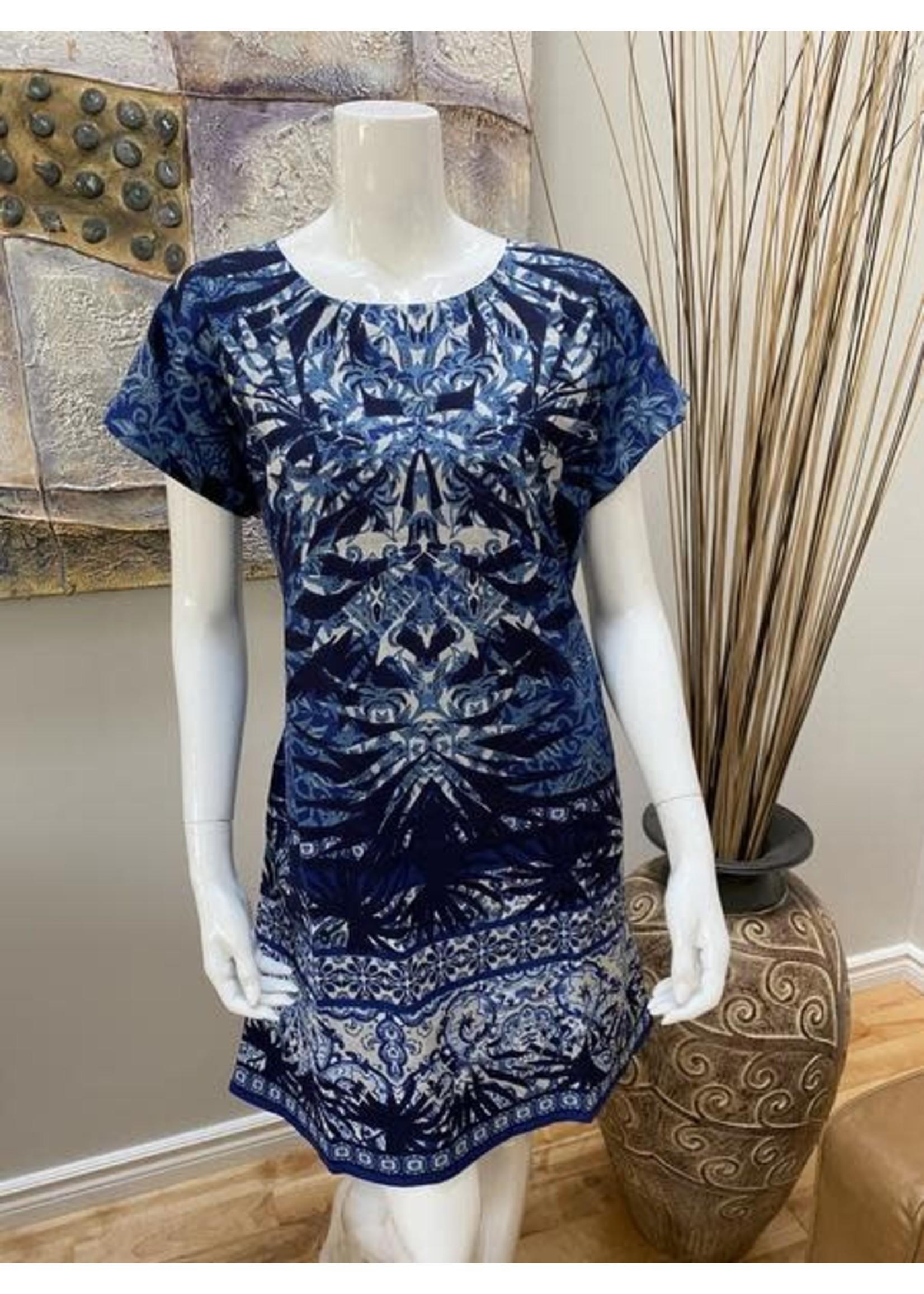 Orientique Sleeveless Dress